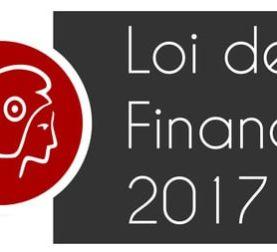 Loi de finances 2017: présentation