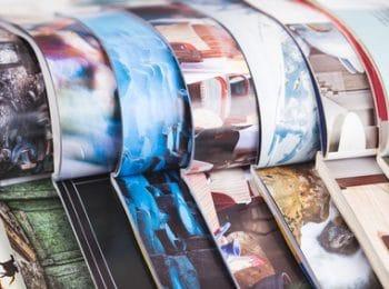 Stage dans la rédaction d'un magazine