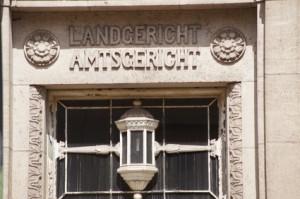 Le Landgericht allemand est le tribunal civil