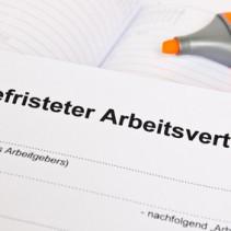 comparatif contrat à durée déterminée en France et en Allemagne
