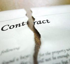 rupture abusive du contrat et producteur responsable