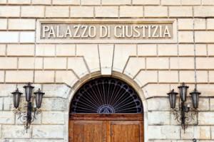 décision du tribunal italien exécutée en France en droit européen