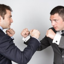 Rutpure brutale d'un contrat avec un partenaire