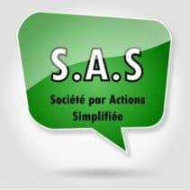 Associé de la SAS concurrent