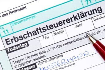 droits de succession allemands dans les transmissions d'entreprises
