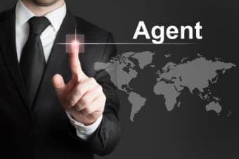 L'agent commercial négocie les contrats