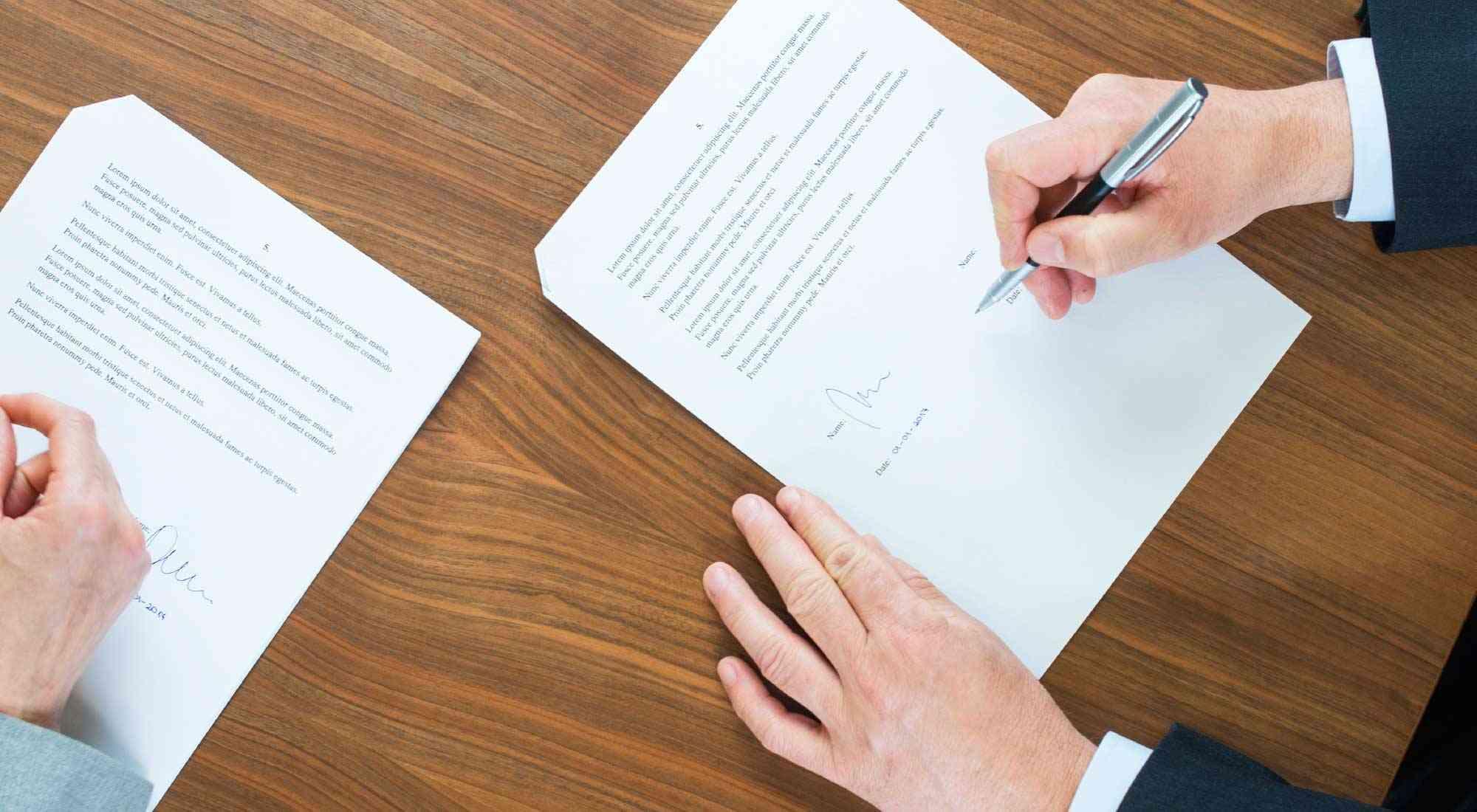 droit contrats