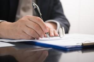 Ecrit obligatoire pour le transfert de la convention d'occupation précaire