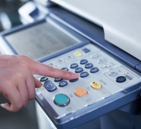 Renvoi aux conditions générales dans un contrat pour un photocopieur