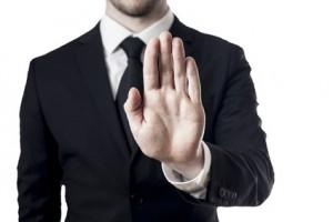 Demande de transaction et silence