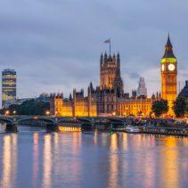 Salarié à Londres