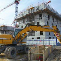 Dirigeant et construction immobilière