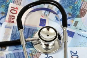 Taux de cotisations maladie en Allemagne