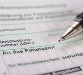 Convention fiscale avec l'Allemagne