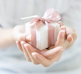 Cadeau avec l'abandon de créance
