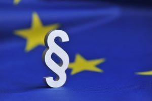 Conditions générales et tribunal en Europe