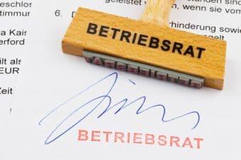 Comité d'entreprise allemand