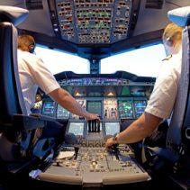 Deétachement européen de pilote