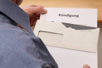 Pouvoir de licencier en Allemagne