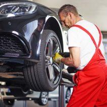 Garage et vente de pneus