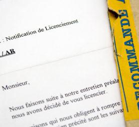 La lettre de licenciement en droit du travail