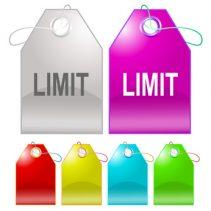 Limites de charges sociales