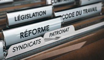Réforme du droit du travail