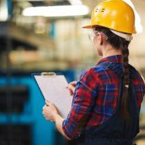 Salaire minimum en usine