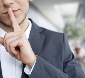 Chut! Affaires secrètes