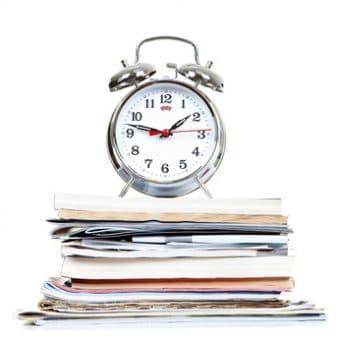Respect des données personnelles et temps de travail